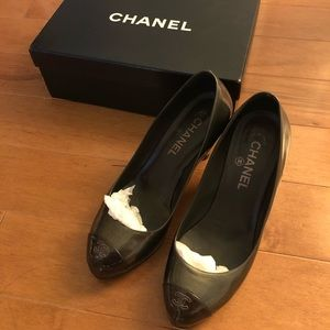 Chanel Other Open Shoe Heels